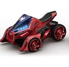 Игрушечный мотоцикл и трицикл MY 66 M 1222, инерционный (красный)