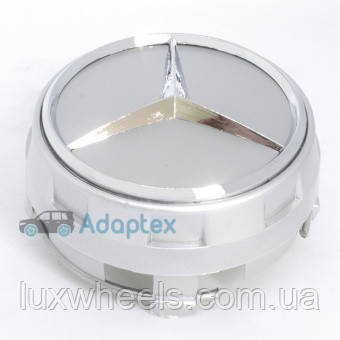 Ковпачки на диски Acura (68/64) TSX, RL, MDX, RDX, ILX, RLX, ZDX, TSX (44732TK4A10) срібло
