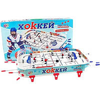 Хоккей на штангах настольный JOY TOY 0711