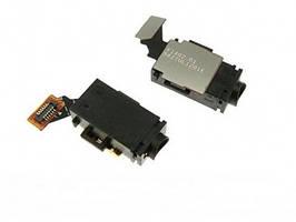 Разьем наушников Sony E2303 Xperia M4 Aqua LTE, E2306, E2312, E2333 на шлейфе