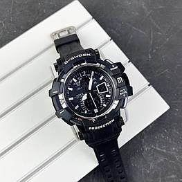 Мужские наручные часы Casio G-Shock GW-A1100 Black-White