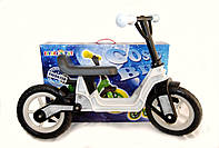 """Велобег 10"""" EVA колеса Белый (Cosmo bike) КВ /2/"""