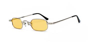 Сонцезахисні окуляри Silver R3 - Жовті лінзи