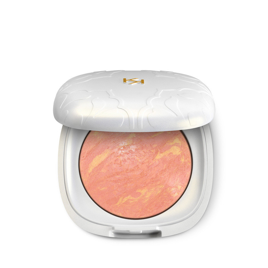Румяна Kiko Lost in Amalfi Baked Blush 03 Morning Kiss