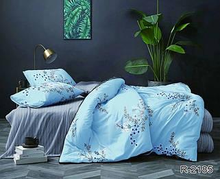 Двуспальные постельные комплекты из ранфорса