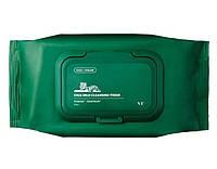 Очищающие салфетки VT Cosmetics Cica Mild Cleansing Tissue 50 шт, фото 1
