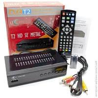 Цифровой эфирный тюнер Uclan T2 HD SE METAL