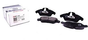 Тормозные колодки передние VW LT 28-35 / Mersedes Sprinter 208-316 (1995-2006) SOLGY (Испания) 209001
