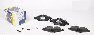 Тормозные колодки передние (с датчиками) VW LT 28-35 / Mersedes Sprinter(95-06) ICER (Испания) 141104