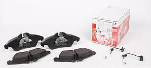 Тормозные колодки передние (с датчиками) VW LT 28-35 / Mersedes Sprinter1995-2006 FTE (Германия) BL1438A2