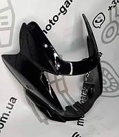 Обтекатель фары Viper V150A Lifan 125/150  черный