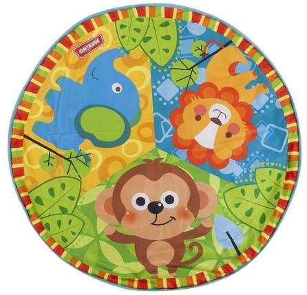 Розвиваючий килимок Sun Baby Слоник з друзями 27289, фото 2