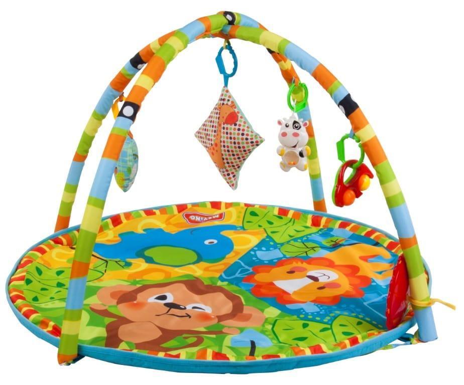 Розвиваючий килимок Sun Baby Слоник з друзями 27289