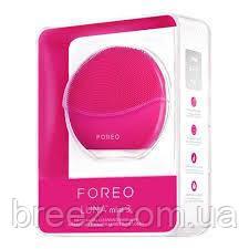 Foreo LUNA Mini 3 силиконовая щетка для чистки лица