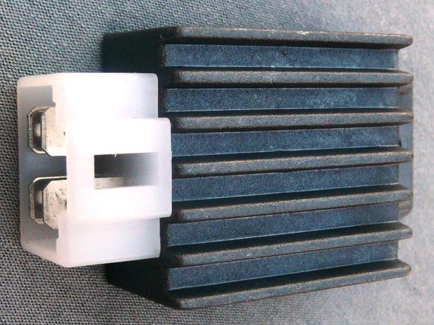 Реле зарядки скутер 4T GY6 50, фото 2