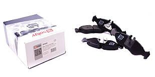 Тормозные колодки задние  VW LT 28-35 / Mersedes Sprinter 208-316 1995-2006  SOLGY (Испания) 209020