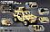 """Конструктор XB 06024 """"Військова техніка"""" 451 деталей., фото 7"""