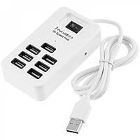 P-1602 7 USB 2.0, White
