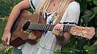 Акустична гітара WASHBURN COMFORT G-MINI 55 KOA (WCGM55K), фото 7