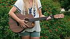 Акустична гітара WASHBURN COMFORT G-MINI 55 KOA (WCGM55K), фото 8