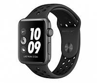 Apple Watch 3 Nike+ 38/Space Gray/Black Sport GPS (MTF12MP/A)