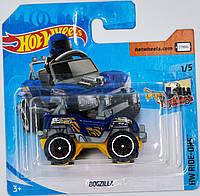 Базова металева машинка Хот Вілс Hot Wheels Bogzilla car оригінал Mattel