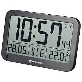 Часы настенные Bresser MyTime MC Black (7001803)