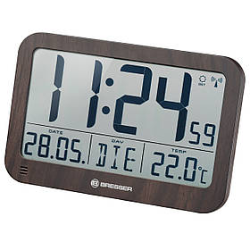 Часы настенные Bresser MyTime MC Wooden (7001802)