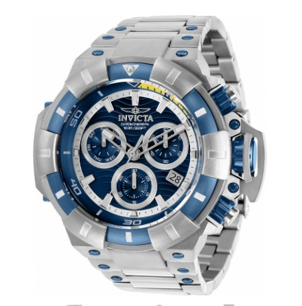 Чоловічий годинник Invicta 31867 Akula Chronograph