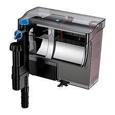 Навесной фильтр для аквариума SunSun CBG-500 с уф стерилизатором до 115 л