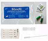 Комбінований тест на 4 інфекції: ВІЛ 1/2, гепатит В(HBsAg), гепатит С, сифіліс, Wondfo®, фото 2