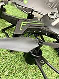 Квадрокоптер CX - 40 W гироскоп С КАМЕРОЙ wi-fi, фото 4