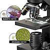 Микроскоп National Geographic 40x-1280x (с адаптером для смартфона), фото 4