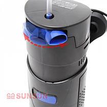 Фильтр-стерилизатор SunSun CUP-805, 800 л/ч, 5 Вт, фото 2