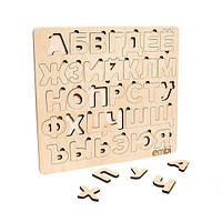 Азбука-сортер Embi для дітей Standard 25х22,5х1см Російський Алфавіт