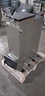 Твердотопливный котел Bizon FS-6 Optima, 6 кВт, длительного горения, шахтного типа (Холмова), верхняя загрузка