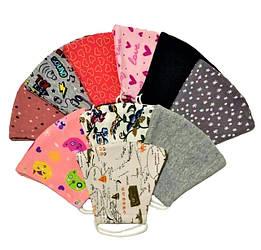 Многоразовые маски для взрослых