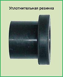 Уплотнительная резинка без бурта для фитинга капельного полива