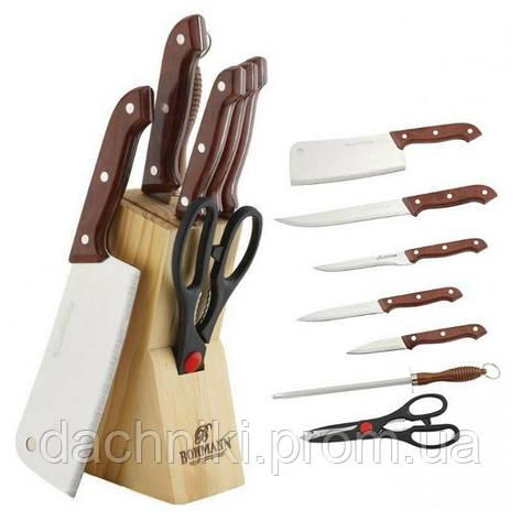 Набор ножей  BOHMANN BH 5128 MRB, фото 2