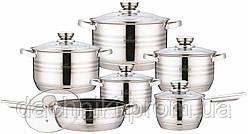 Набір посуду Bohmann BH 1234 MRB