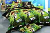Детский комплект постельного белья 150*220 хлопок (15788) TM KRISPOL Украина