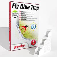 Віконна пастка для мух і мошок Panko (2 шт), фото 1