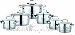 Набір посуду Bohmann 12 предметів 1912-BH