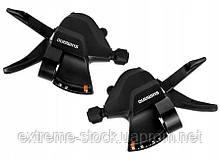 Манетки Shimano Altus SL-M315, RapidFire Plus, 3x8, без упаковки