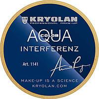 Глянцевый аквагрим AQUACOLOR INTERFERENZ, 8 мл (оттенок 509 G)