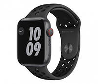Apple Watch SE Nike 44/Space Gray/Black Sport LTE (MG0A3WB/A), фото 1