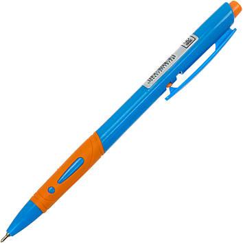 """Ручка авт. кульк. """"CoolForSchool"""" №CF11972 Jelly сіня(50)"""