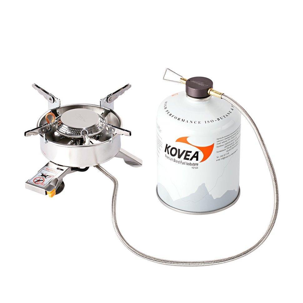 Газовий пальник Kovea CAMP-1 Plus KB-1608