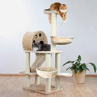 Когтеточка Trixie Allora Scratching Post, для кошек, бежевая, 176см