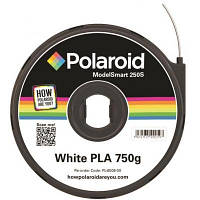 Пластик для 3D-принтера Polaroid PLA 1.75мм/0.75кг ModelSmart 250s, white (3D-FL-PL-6008-00)